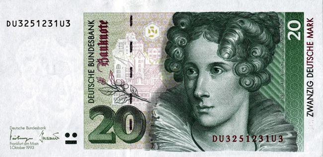 20 deutsche mark